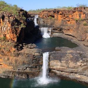 عکس - آبشارهای خارق العاده Mitchell